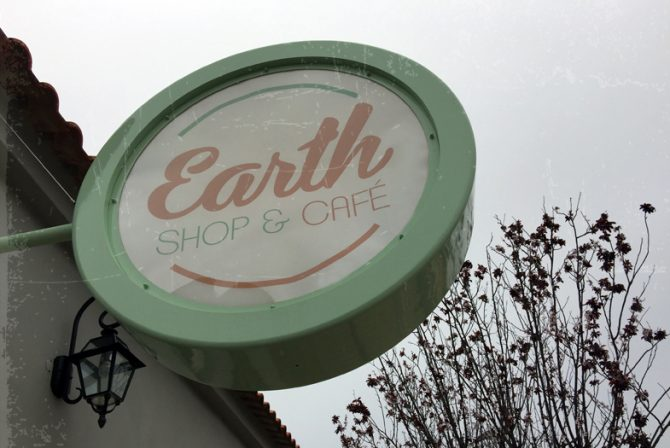Earth Shop & Café, Carvoeiro (P)