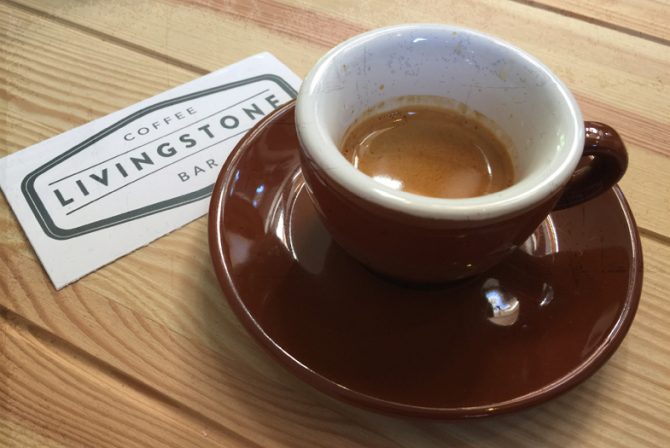 Livingstone Coffee, Amersfoort (NL)